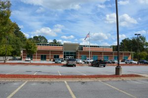 Virginia Burton Gray Recreation Center Building