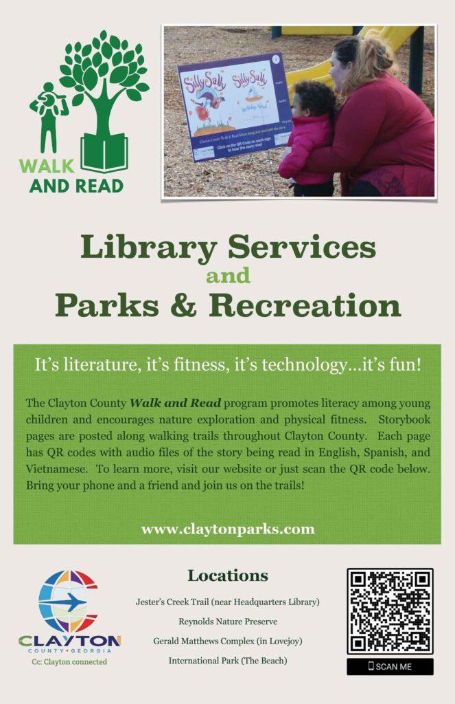 Walk & Read Program